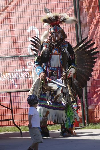 Confrontation. Indian Culture  Native Native American Indian Native Dancer Beaded Costume Cultures Dancer Feathered Native Pride Pride Real People