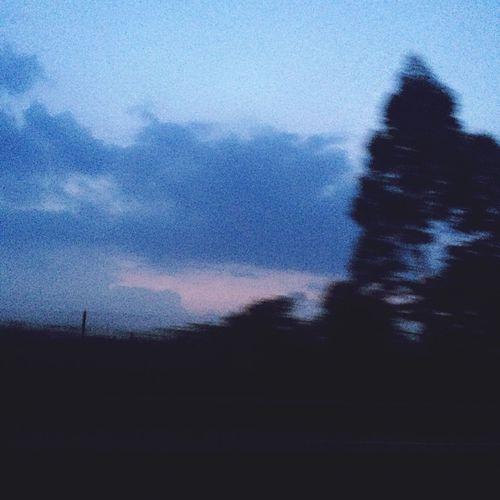 Colour Of Life Sky And Clouds Slur Landscape #Nature #photography