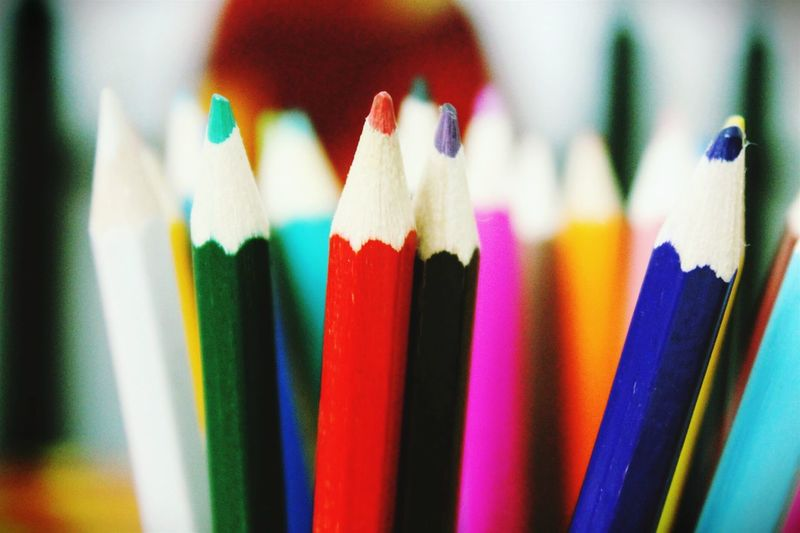 EyeEm Gallery Colours Pencil Colour Pencils Canonphotography Colourful Stylish!