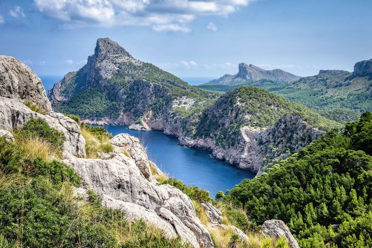 Mallorca, Cap
