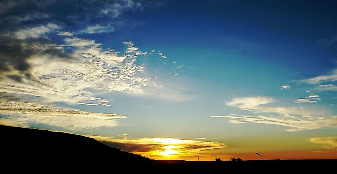 Sky Sunrise Skyporn Clods And Sky Good Morning Have A Nice Day♥ Beautiful Algeria Adrar