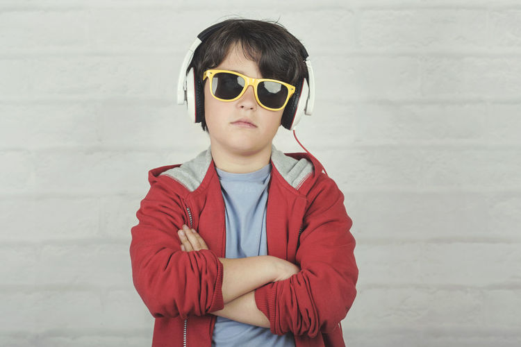 Child Rebel Rebellion Sunglasses Problematic Bored Conflict Discipline Unhappy Bullying Discontent Isolated Education Stress Separation Reflection Anger Angry Childhood Pensive Loneliness Lonely Serious Sadness Caucasian Afflicted Reflective Reflect Social Issues Höst Foster Freedom Divorce Orphan Autism Abuse Problem Social Punishment Guilt Resentment Background Black Modern Urban Headphones Music Song Listen Portrait