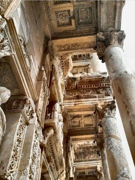 Efesus Turkey Izmir Hello World Archtecture