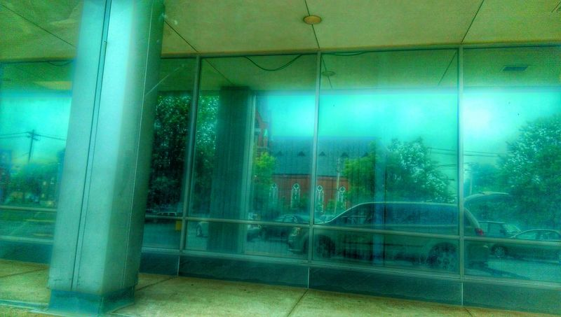 The Impurist Reflection_collection Take Me To Church Street Photography