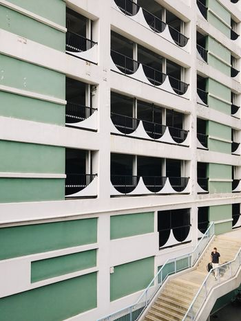 Minimalmood Minimalist Architecture Minimalism Architecture Window Balcony Built Structure Building Exterior No People Day