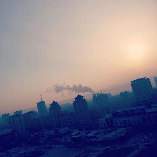 日出还是日落 都只是我一个人