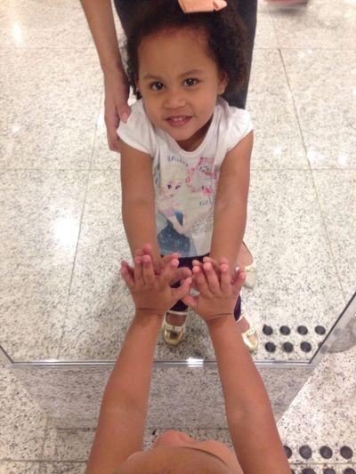 My cousin! 😊 Children Brazilian Baby 3yearsold Beautiful Baby Girl