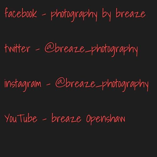 Alllinks Photography Youtube Facebook Instagram Twitter Followme Likeforfollow Ifollowback Subscribe Subforsubs