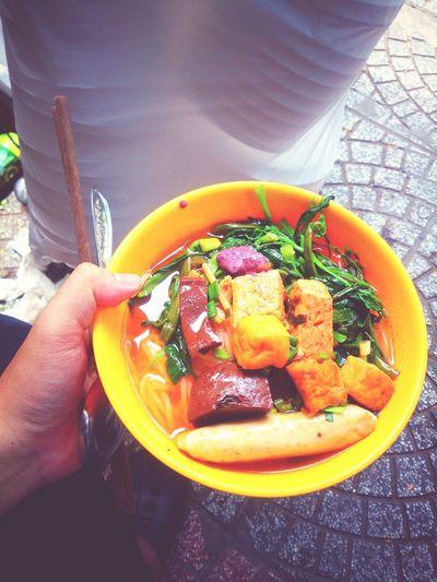 Tô bún có 15k mà no cả buổi... Canh Bún Vietnamese Food Street Food