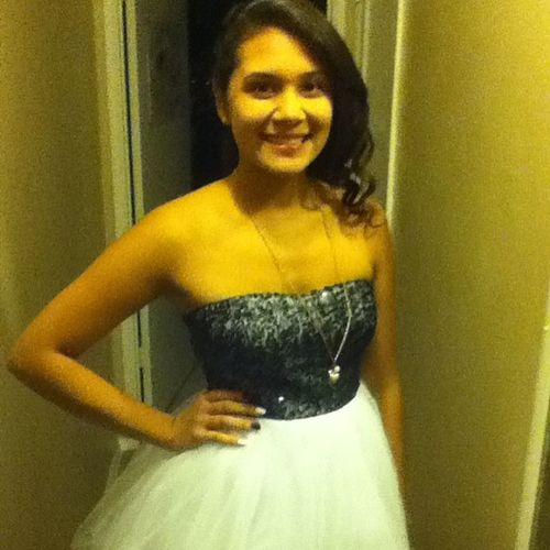 Winter formal tonight! Hopeiwin