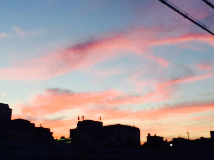 ㄱ름 Cloud Sunset 7pm