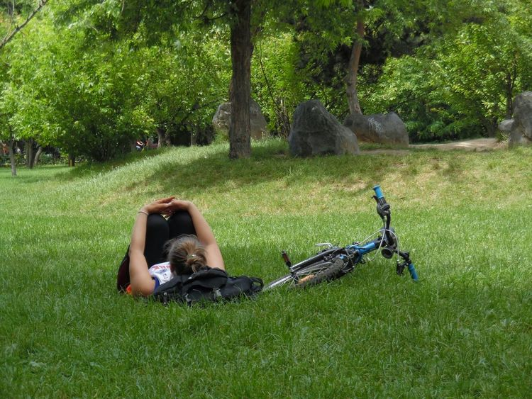 On Your Bike Bike Outdoor Sport Fitness Healthy Leisure Relax Day Move