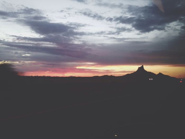 Diary of a western sky
