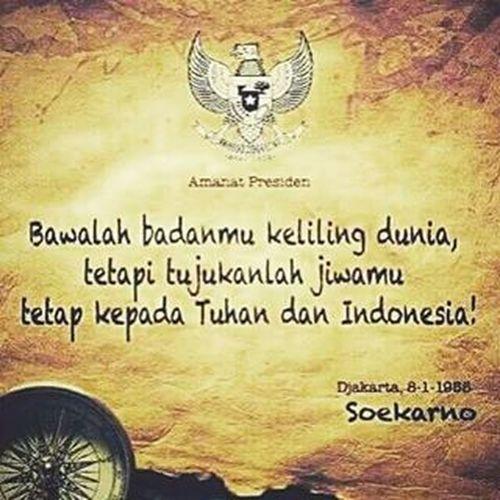 Siap Pak Proklamator Repost Irsoekarno