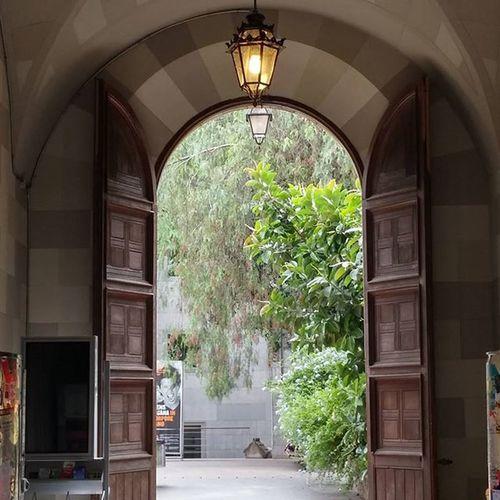 Door Opendoor Puerta Ovi Porte UB UniversitatdeBarcelona Barcelona Bcndreamers Bcnexploradores Bcnexplorers