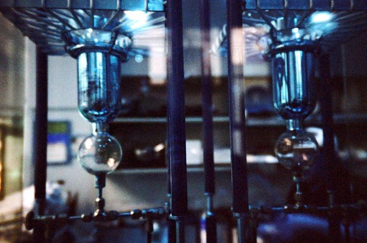 Koduckgirl NATURA Classica Espresso Maker Lomography Lomo Turquoise Blue Bottle Coffee