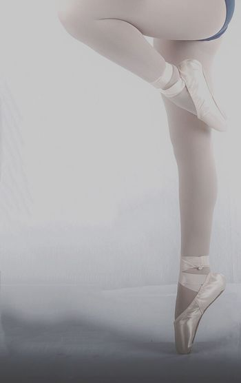 Low Section Of Ballerina