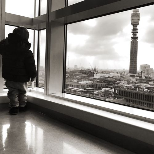 Window City One Person Real People Bttowerlondon London EyeEmNewHere EyeEmNewHere Postcode Postcards
