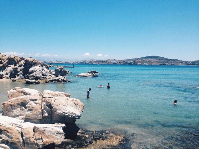 Zakynthos, Greece. Zakynthos Greece Europe Summer Swimming People Travel