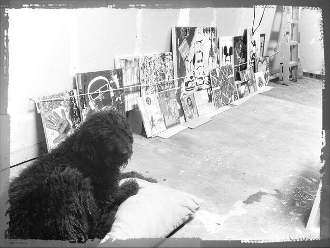 Abstract mafia studio Hatfield Bestfriend Studio Shot Blackandwhite Abstract Mafia Studio Art Art Studio Street Art