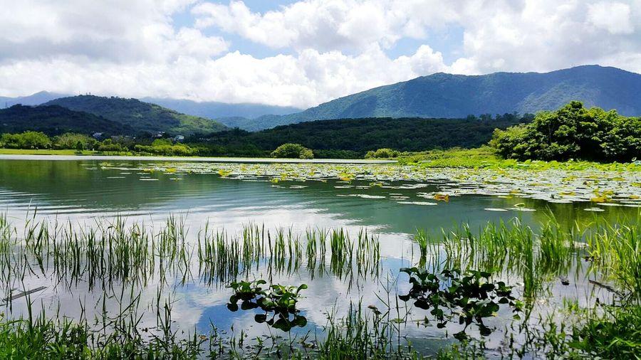 Taitung,taiwan Relaxing Enjoying Life Have Fun Nice Day Take A Walk Family❤ Summer