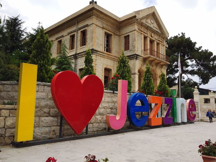 Beautiful place The Place I've Been Today Jezzine Enjoyed My Day  Nice Weather Lovely Nature Good Time With Friends