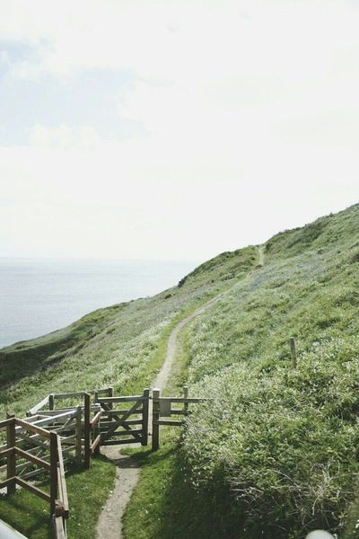 The Great Outdoors With Adobe England Sea TheLizard