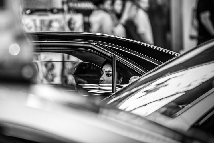 """""""The Look"""" Mobility In Mega Cities Times Square NYC Times Square TimesSquare NYC Street NYC Love Yourself Art Is Everywhere EyeEm Best Shots EyeEm Best Shots - Black + White EyeEm New Here EyeEm Gallery Faces Of EyeEm Nikon Taxi Car Close-up Land Vehicle Mode Of Transport Night Selective Focus Street Transportation Urban Women Stories From The City The Street Photographer - 2018 EyeEm Awards The Street Photographer - 2018 EyeEm Awards The Portraitist - 2018 EyeEm Awards My Best Photo The Art Of Street Photography"""
