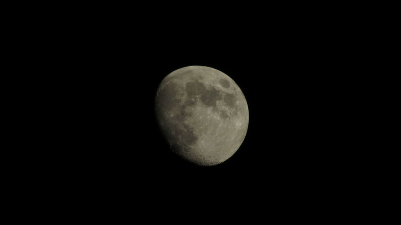 Clear Sky Dark Low Angle View Majestic Nature Planetary Moon Tranquility Astronomy Beauty In Nature Close-up Discovery Low Angel View Majestic Moon Moonlight Nature Night No People Outdoors Power In Nature Scenics Sky Space Space Exploration Tranquil Scene