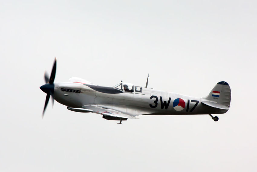 Spitfire IIww Spitfire History Historic Aircraft