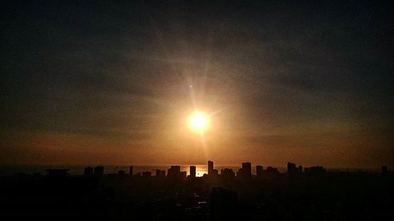 04/11/2016 Sunset Sunsetpictures Sunsetcaptures Sunsetporn Makati Makaticity Makatiphilippines Makatiph
