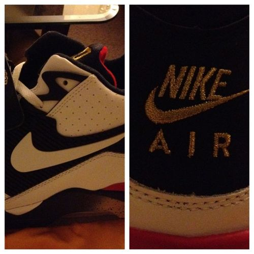 Barkley 180s on deck OlympicFlow 6s on the way. Pow ?