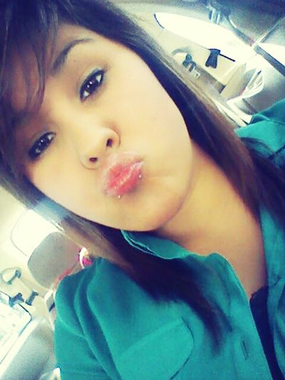 My Duck Lips (;