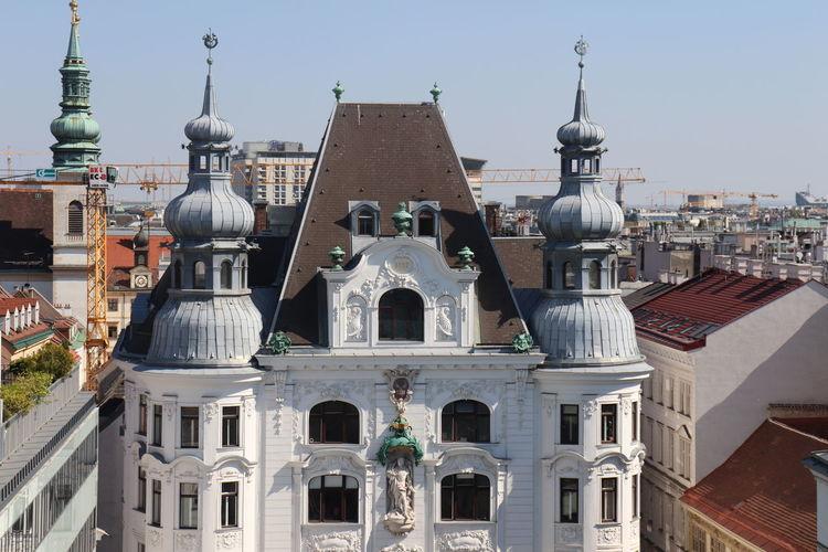 City Trip to Vienna (2019) Vienna Wien Vienne Austria City Travel Architecture Prater Wheel Roallercoasters Hundertwasserhaus Weekend Trip