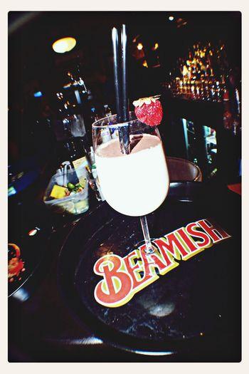 Shamrock Irish Pub Cocktail Drinking