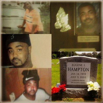 9 yrs ago ive lse ma bestfrd, one tha luv meh mre den anybody in thiz world & wz alwayz there foe meh on thiz day ive wish ma dad Eugene Hampton a happy father day tha ive luv & miss yhu soo much ♡♥ RIP