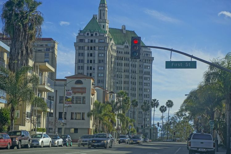 Long Beach LBC Street Photography Hdr_Collection Historical Building My Hometown