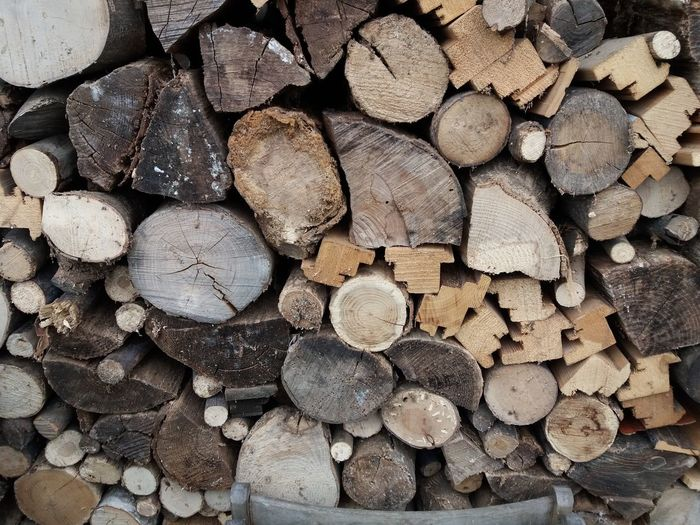 Log Timber Stack Full Frame Woodpile Large Group Of Objects Backgrounds Wood - Material Deforestation Textured  Forestry Industry No People Day