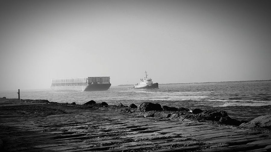 Black And White Blackandwhite Photography Attheshore Check This Out Taking Photos Northcalifornia WestCoast Enjoying The View Ocean View Oceanside Oceanphotography Boats⛵️ Boats And Water Hello World Northern California Humboldt County