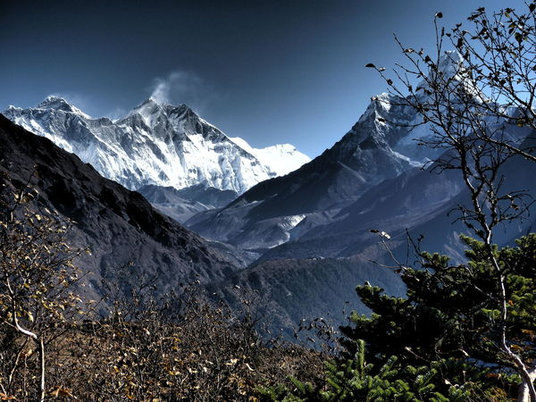 Ama Dablam Himalayas Khumbu Himalaya Nepal Everest Everest Base Camp Trek Island Peak Landscape Mountain Nature Scenery EyeEmNewHere
