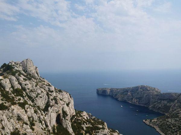 Calanque De Sugiton Marseille La Belle Merveille De La Nature