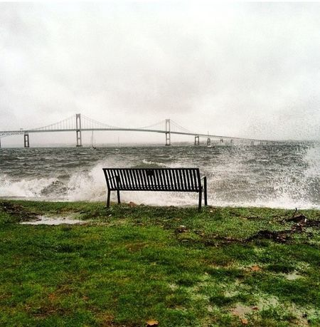 Angry sea... At Rhode Island Water_collection Eye4photography