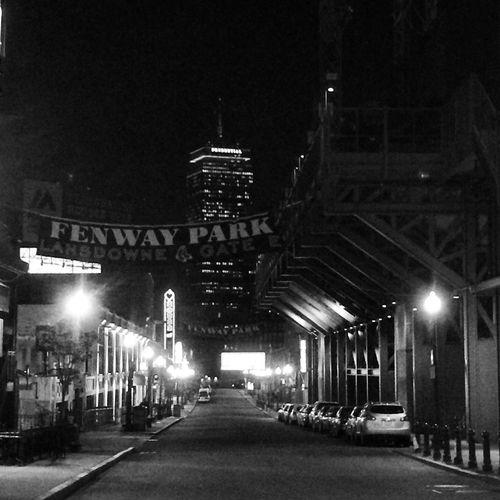 City of Blinding Lights Boston BostonYoureMyHome Nighttime In The Neighborhood