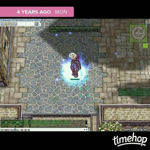 Exactly 4 years ago, I went back to playing RO after 3 years of hiatus. ? Mystique_Mallow's return. Mostly did sieges and boss hunts. Ragnarok Rodays Pro Chaos sotr sustaineroftherealm geffen leftkafrageffen BH timehop