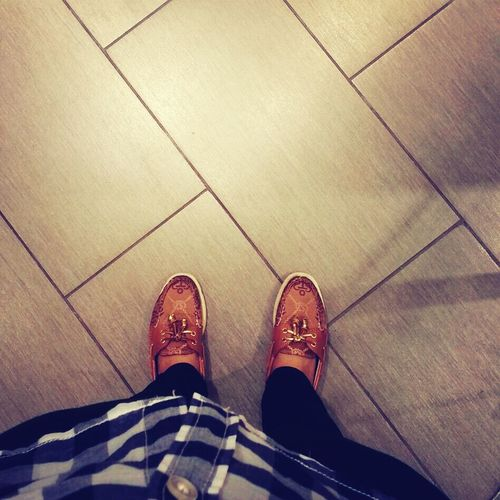 Sperry Topsiders Shoesporn From Where I Stand