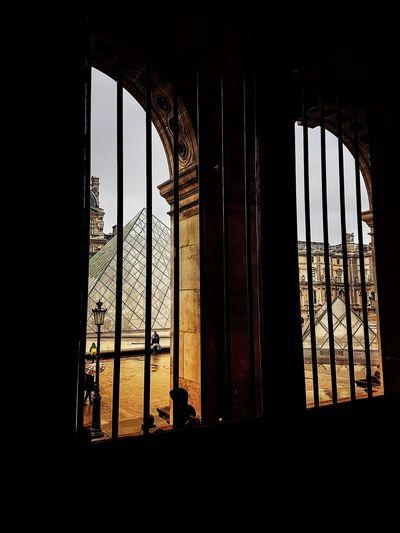 Louvre Pyramid Travel Destinations Architecture Paris ❤ Louvre Museum Louvre Perspectives France🇫🇷