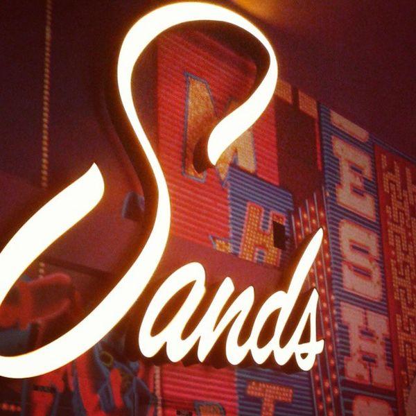 VINTAGELASVEGAS Thesands Lasvegas DownTownLasVegas Freemont Street Casino Museum Las Vegas