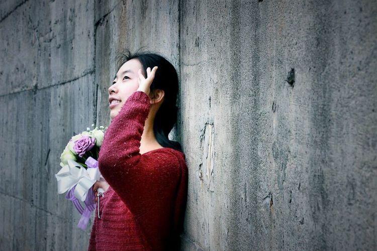 Negative Space Girl Eye Em Best Shots Girlfriend Wall Beautiful
