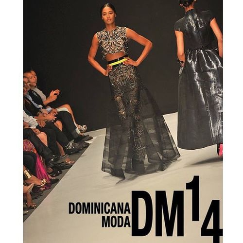In love with this dress Dominicanamoda14 DominicanFashionWeek UnaCalleParaOscar Flawless