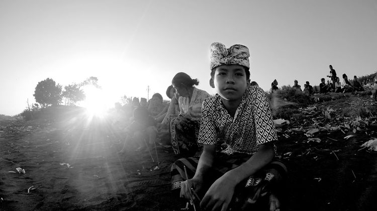 People Outdoors Child Nature Black And White Blackandwhite Photography Balinese Culture Balinese Life Beach Goa Lawah Klungkung Nice Bw_collection Bw_lover Bwphotography Sony Alpha 550 Sonyalpha Sony Camera Minolta Minolta Lenses